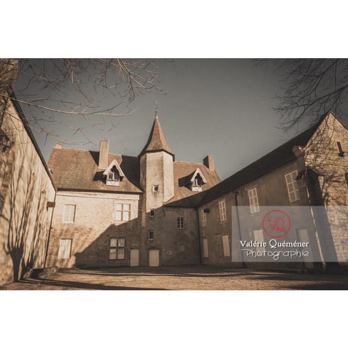 Ancien Prieuré clunisien Sainte-Marie-Madeleine, Charolles / Saône-et-Loire / Bourgogne-Franche-Comté - Réf : VQFR71-0288-TV (Q3)