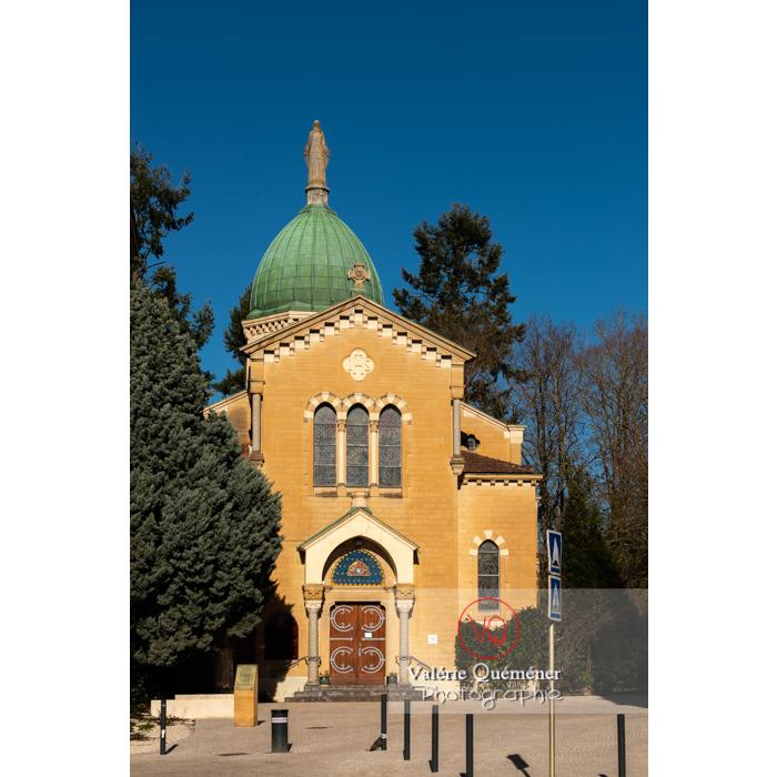 Chapelle Saint-Claude la Colombière à Paray-le-Monial / Saône-et-Loire / Bourgogne-Franche-Comté - Réf : VQFR71-0338 (Q3)