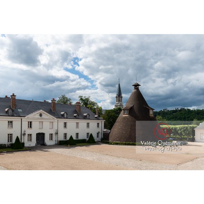 Four du château de la verrerie dans la ville Le Creusot / Saône-et-Loire / Bourgogne - Réf :  VQFR71-0933 (Q3)