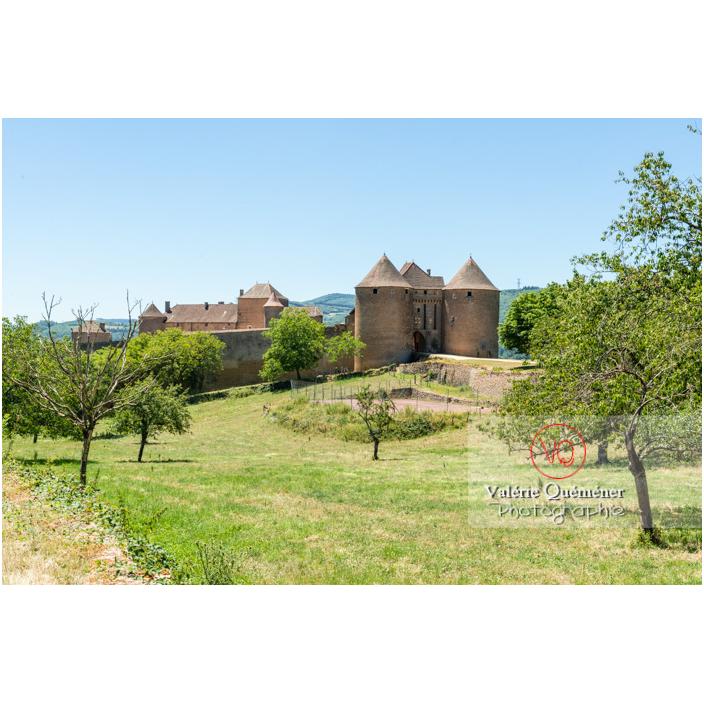 Château de Berzé-le-châtel / Saône-et-Loire / Bourgogne-Franche-Comté - Réf : VQFR71-1362 (Q3)
