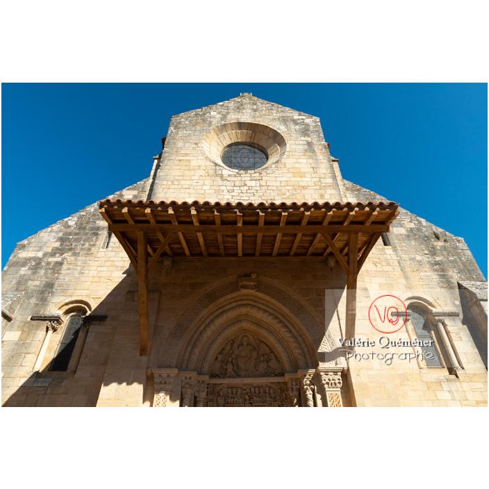 Collégiale Sainte-Hilaire à Semur-en-Brionnais / Saône-et-Loire / Bourgogne-Franche-Comté - Réf : VQFR71-2701 (Q3)