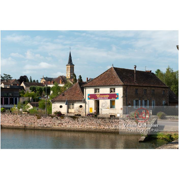 Commune de La Clayette / Saône-et-Loire / Bourgogne-Franche-Comté - Réf : VQFR71-2711 (Q3)