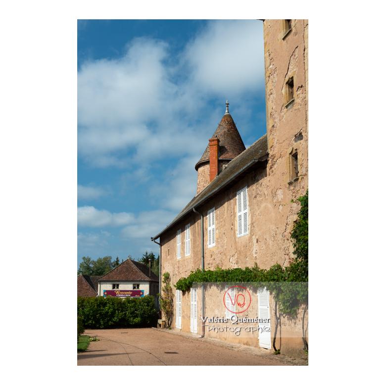 Dépendance du château de La Clayette (MH) / La Clayette / Saône-et-Loire / Bourgogne-Franche-Comté - Réf : VQFR71-2720 (Q3)