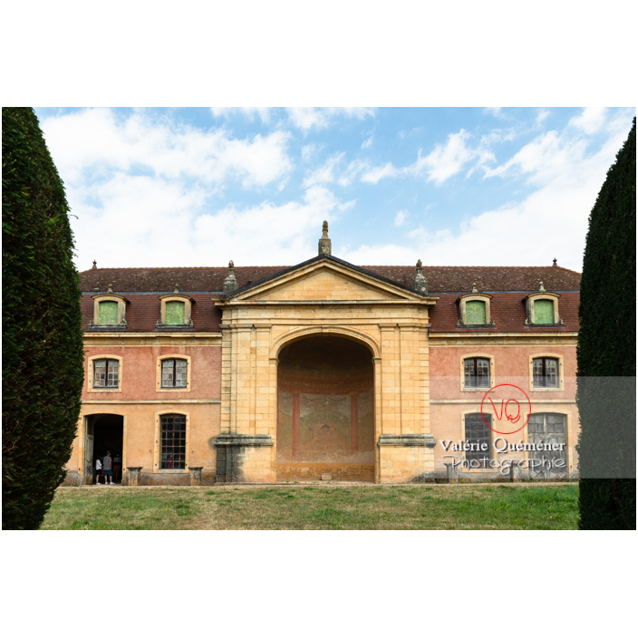 Orangerie du château de La Clayette (MH) / La Clayette / Saône-et-Loire / Bourgogne-Franche-Comté - Réf : VQFR71-2773 (Q3)