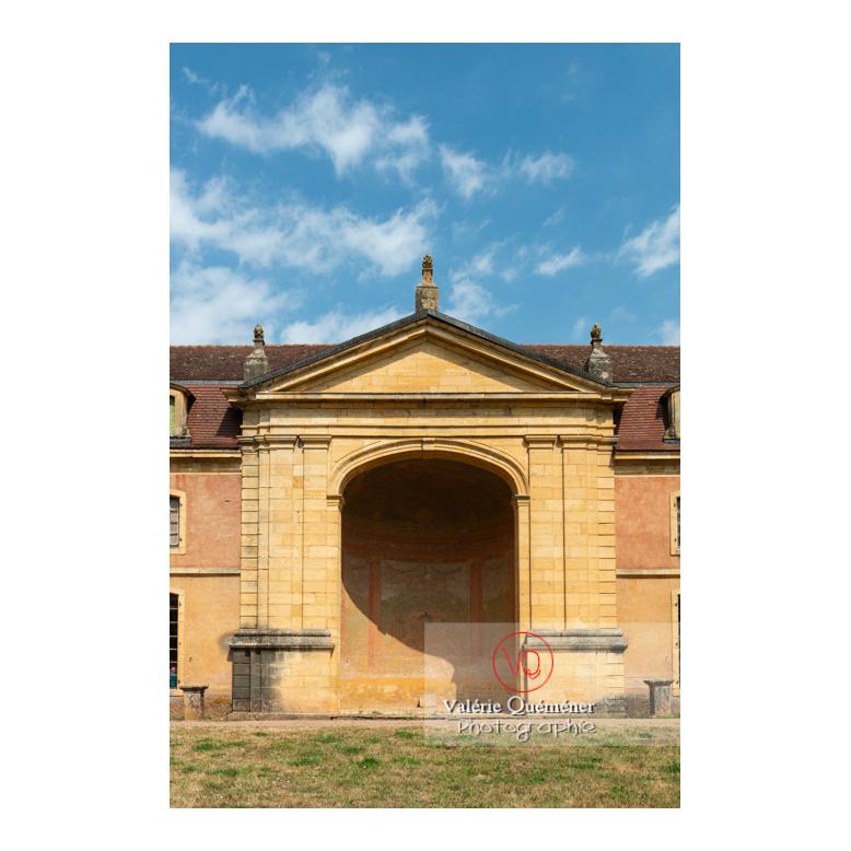 Orangerie du château de La Clayette (MH) / La Clayette / Saône-et-Loire / Bourgogne-Franche-Comté - Réf : VQFR71-2774 (Q3)