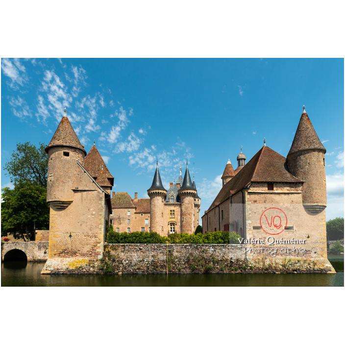 Château de La Clayette (MH) / La Clayette / Saône-et-Loire / Bourgogne-Franche-Comté - Réf : VQFR71-2799 (Q3)