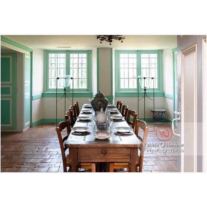 Espace salle à manger pour le personnel au château de Drée (MH) à Curbigny / Saône-et-Loire / Bourgogne-Franche-Comté - Réf : VQFR71-2811 (Q3)