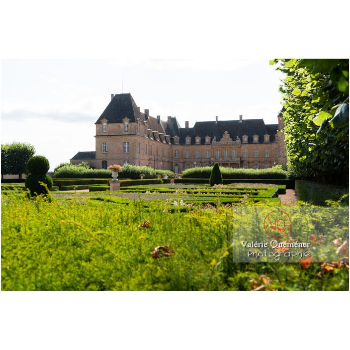 Château de Drée (MH) à Curbigny / Saône-et-Loire / Bourgogne-Franche-Comté - Réf : VQFR71-2911 (Q3)