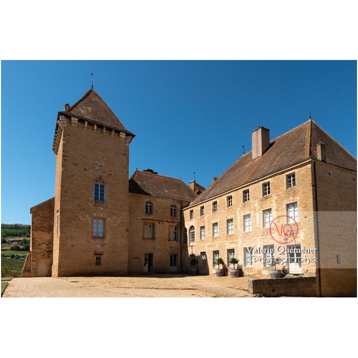 Château de Pierreclos / Saône-et-Loire / Bourgogne-Franche-Comté - Réf : VQFR71-3174 (Q3)