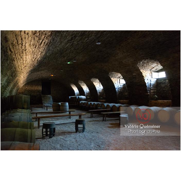 Cave du château de Pierreclos / Saône-et-Loire / Bourgogne-Franche-Comté - Réf : VQFR71-3197 (Q3)