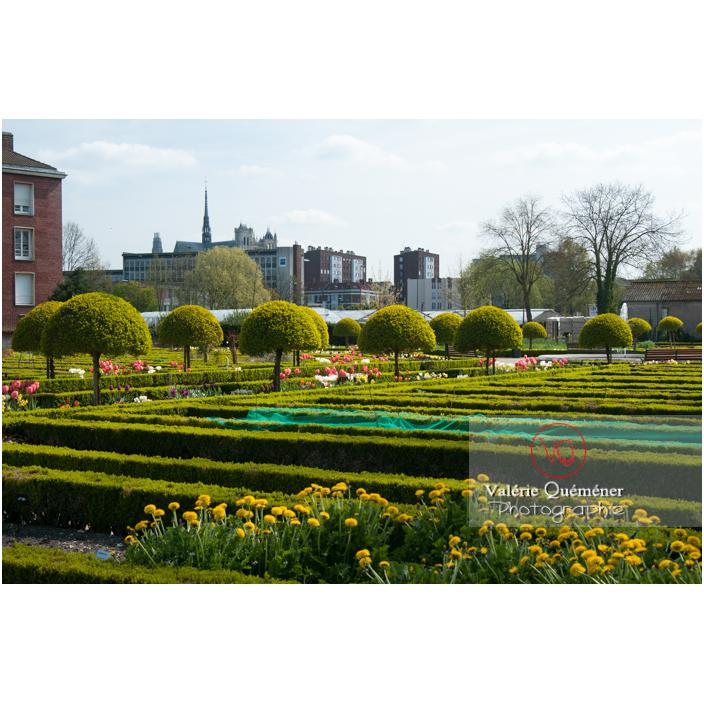Jardin des plantes d'Amiens / Somme / Hauts-de-France - Réf : VQFR80-0006 (Q2)