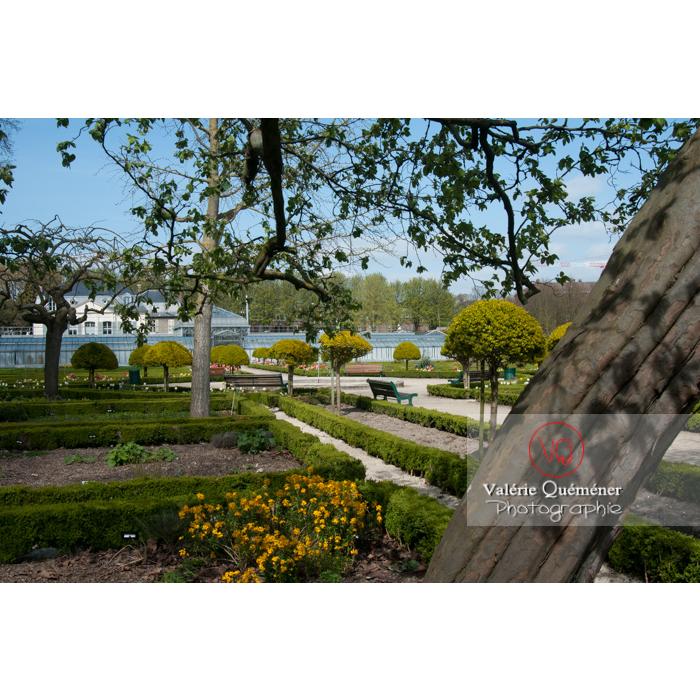 Jardin des plantes, Amiens / Somme / Hauts-de-France - Réf : VQFR80-0016 (Q2)