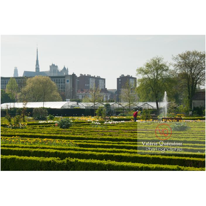 Jardin des plantes d'Amiens / Somme / Hauts-de-France - Réf : VQFR80-0019 (Q2)
