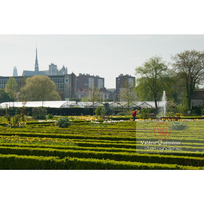 Jardin des plantes, Amiens / Somme / Hauts-de-France - Réf : VQFR80-0019 (Q2)