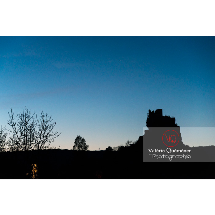 Château de Penne / Tarn / Occitanie - Réf : VQFR81-0392 (Q3)