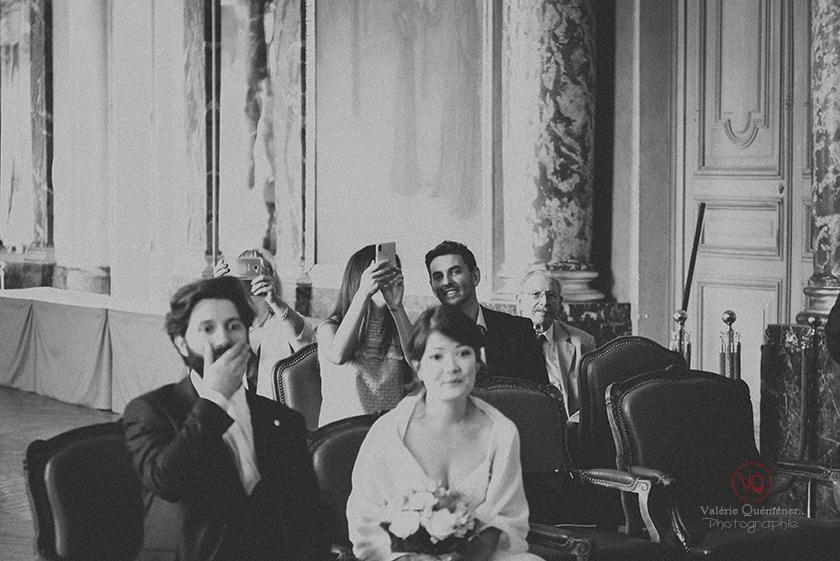 © Valérie Quéméner I Mariage au Capitole de Toulouse