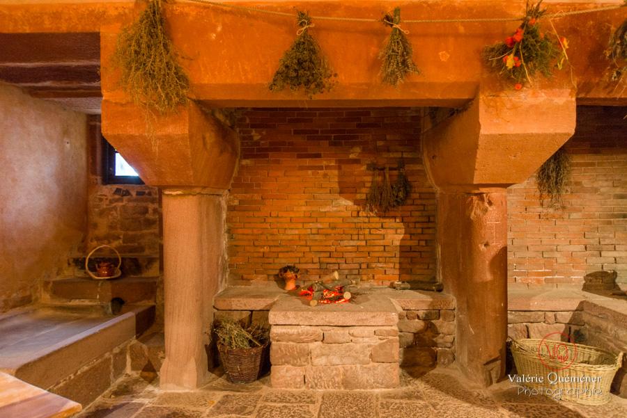 Cuisine médiévale au château du Haut-Koenigsbourg | © Valérie Quéméner - Réf : VQFR67-0075