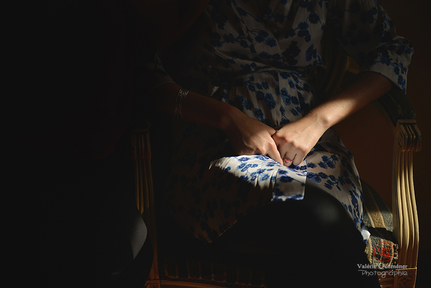 © Valérie Quéméner I Jeu de lumière