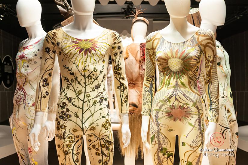 Inspiration végétale de Maria Grazia Chiuri chez Dior, CNCS à Moulins | © Valérie Quéméner - Réf : VQFR03-0365