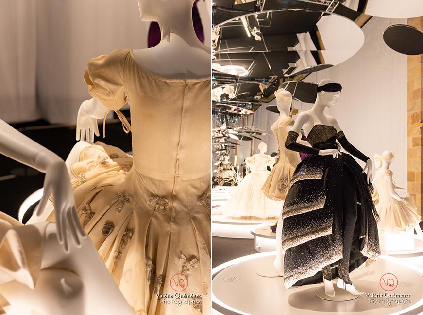 Costumes de Gianni Versace pour Maurice Béjart, CNCS à Moulins | © Valérie Quéméner - Réf : VQFR03-0390-0391