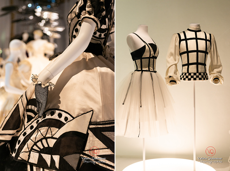 Costumes de Gianni Versace pour Maurice Béjart et costumes Karl Lagerfeld, CNCS à Moulins | © Valérie Quéméner - Réf : VQFR03-0395-0383