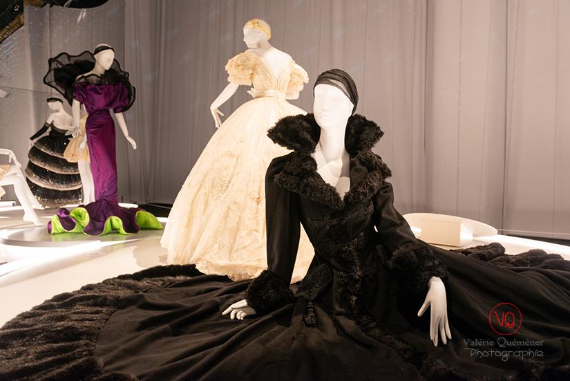 Costumes de Gianni Versace pour Maurice Béjart, CNCS à Moulins | © Valérie Quéméner - Réf : VQFR03-0399