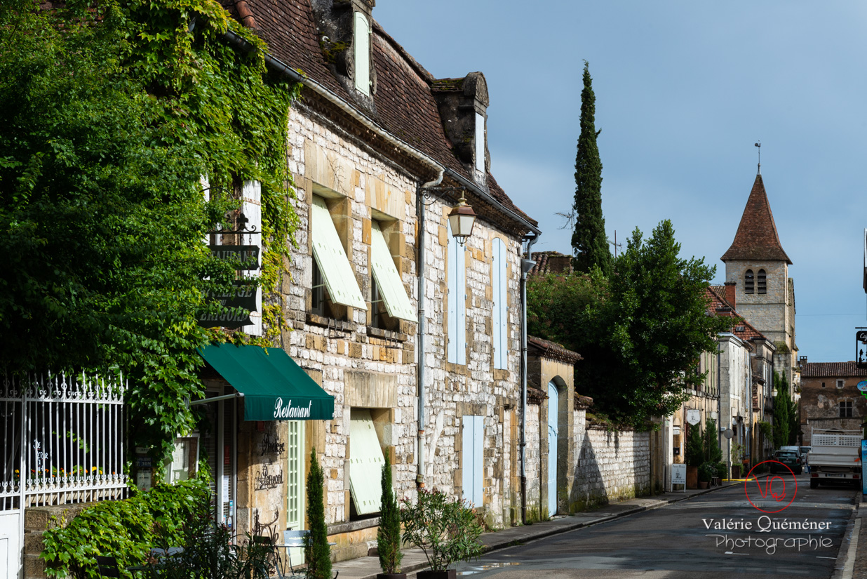 Village de Montpazier | © Valérie Quéméner - Réf : VQFR24-0249