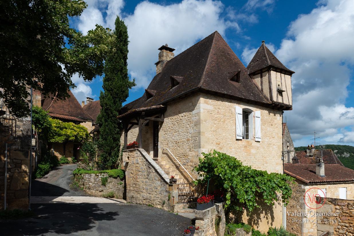Village de Castelnaud-la-Chapelle | © Valérie Quéméner - Réf : VQFR24-0532