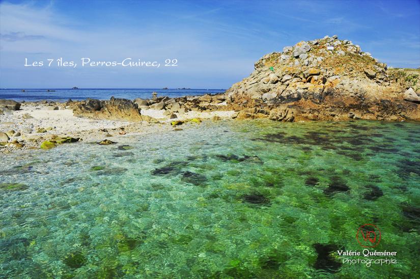 Les 7 îles, Perros Guirec, Bretagne | © Valérie Quéméner