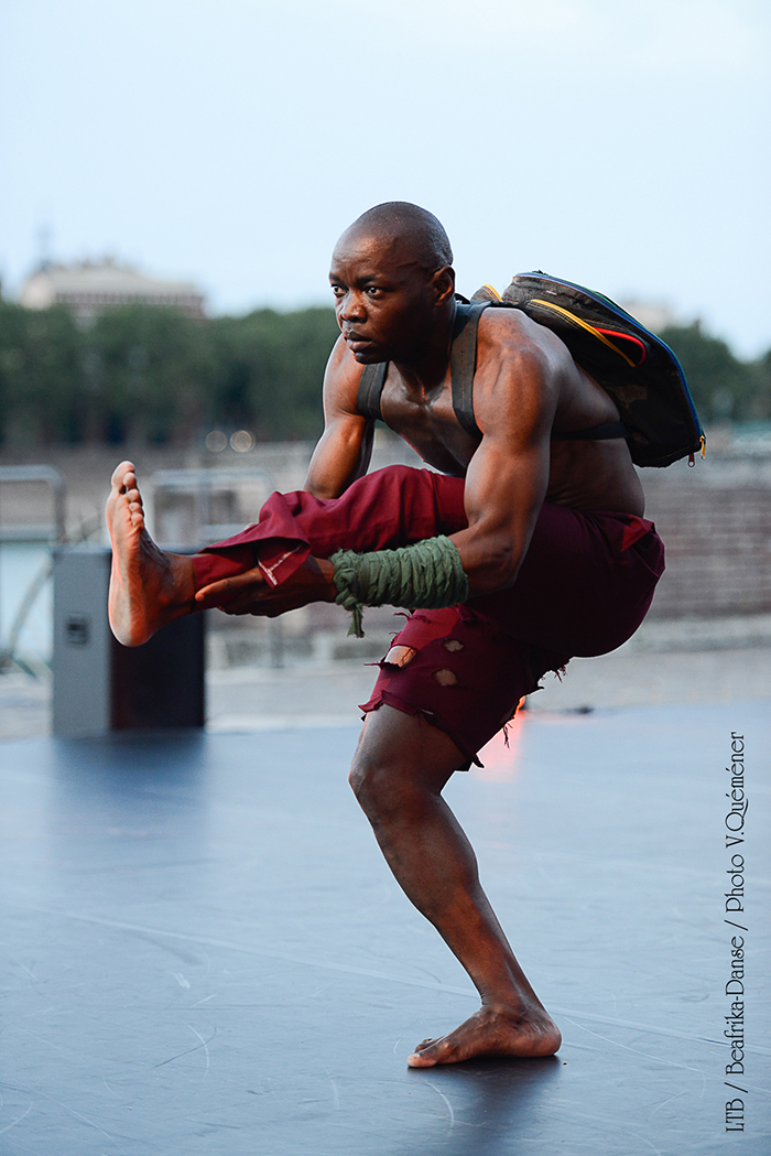 Beafrika Danse à Ravensare #17 . Photo © Valérie Quéméner