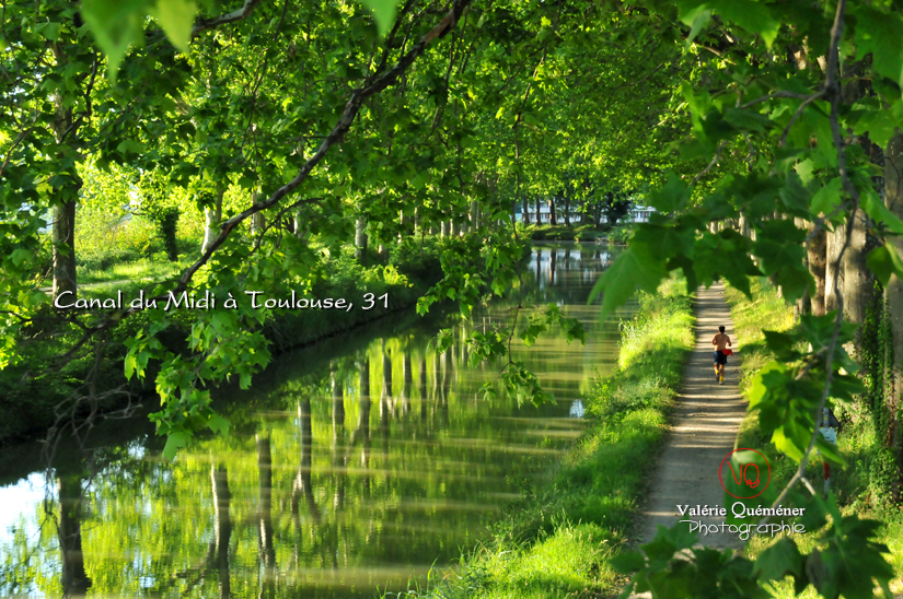 Canal du Midi | © Valérie Quéméner