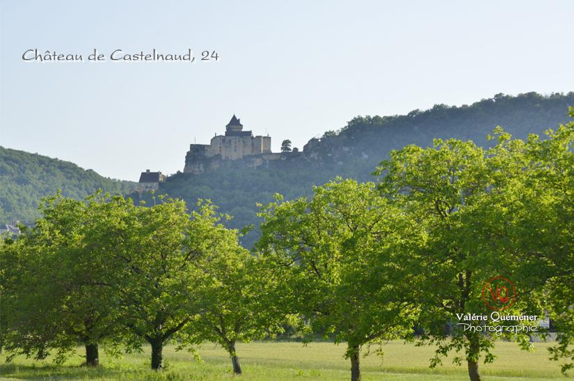 Château de Castelnaud . Photo © Valérie Quéméner