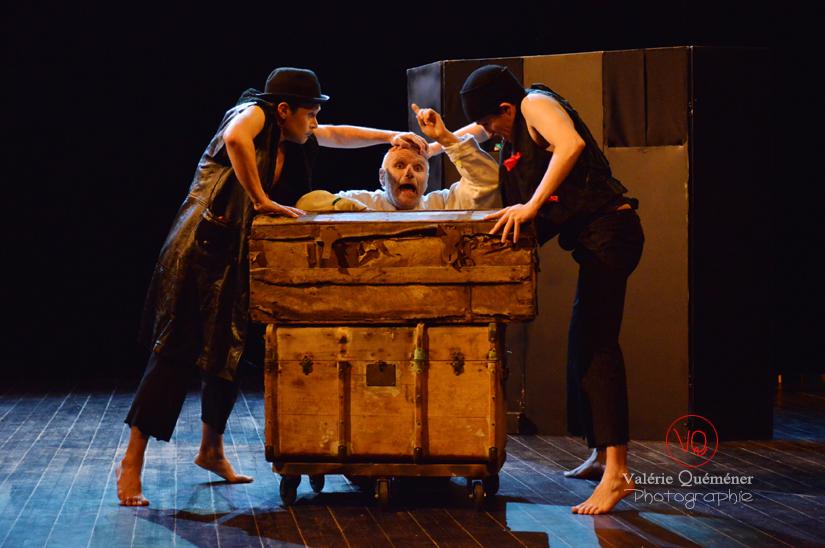 @ Valérie Quéméner - Les joueurs de Gogol aux Estivades 2014