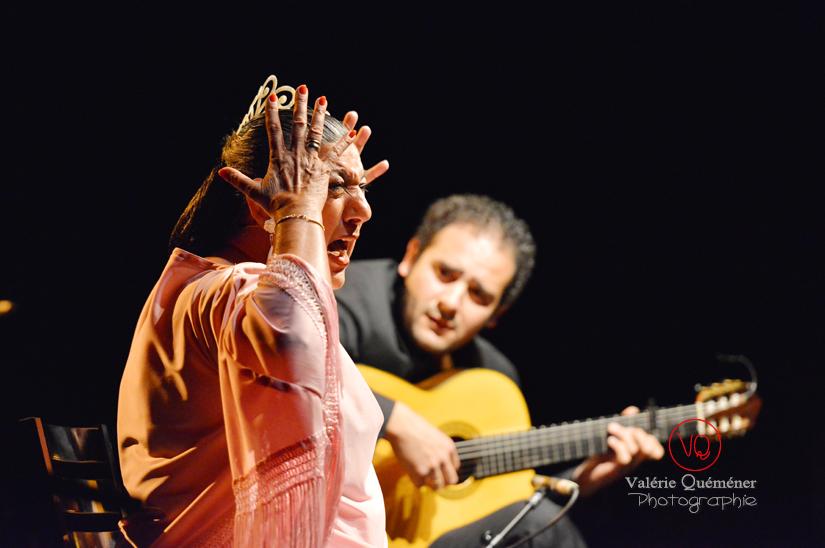 Juana la Del Pipa - Festival ibérique 2014 à Colomiers (Haute-Garonne) | © Valérie Quéméner