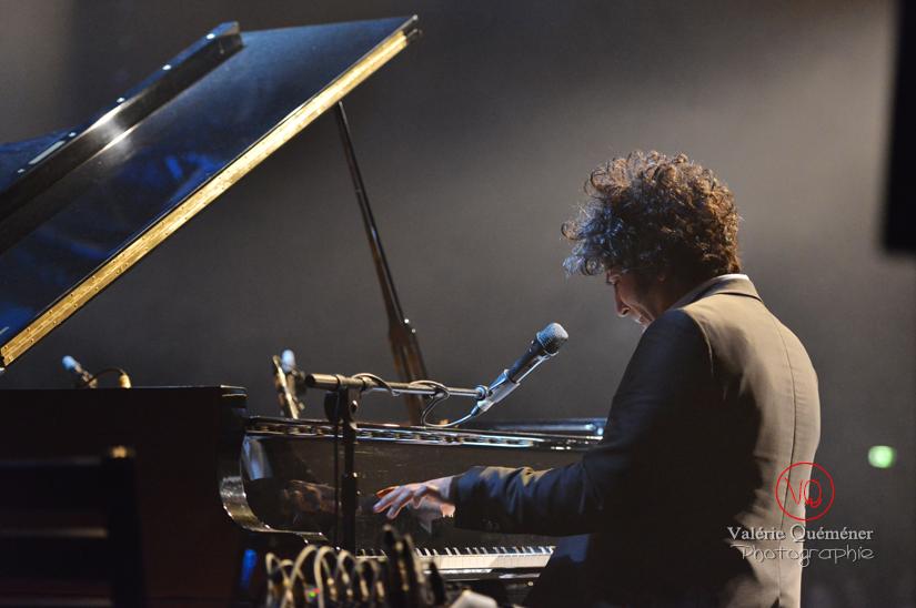 Pianiste Diego Amado - Festival ibérique 2014 à Colomiers (Haute-Garonne) | © Valérie Quéméner