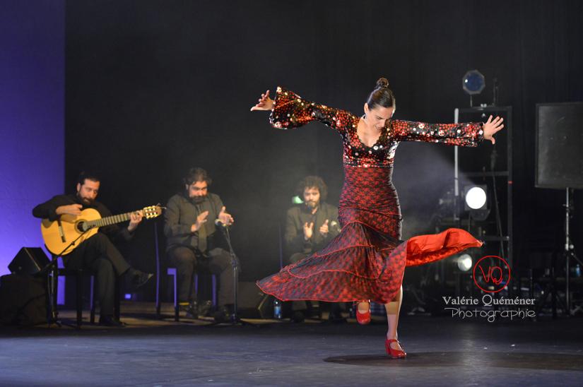 Rafaela Carrasco - Festival ibérique 2014 à Colomiers (Haute-Garonne) | © Valérie Quéméner
