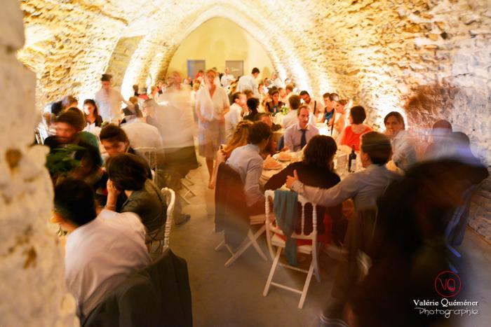 Soirée mariage au domaine d'Alcapiès en Aveyron . Photo © Valérie Quéméner