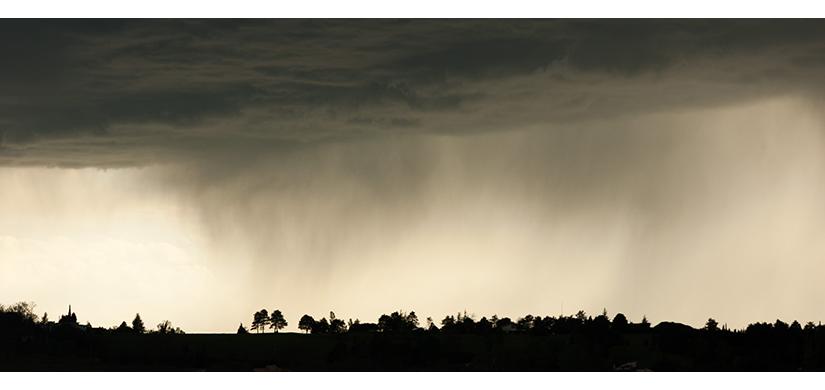 Tombe la pluie | © Valérie Quéméner