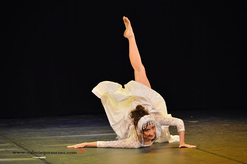 © Valérie Quéméner - Marie-Claire sur scène