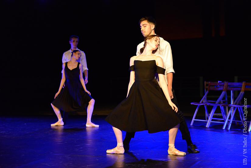 VM Ballet à Ravensare #17 . Photo © Valérie Quéméner
