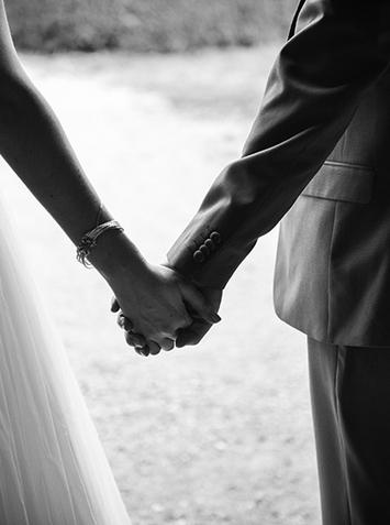 Mariage au château de Caumont